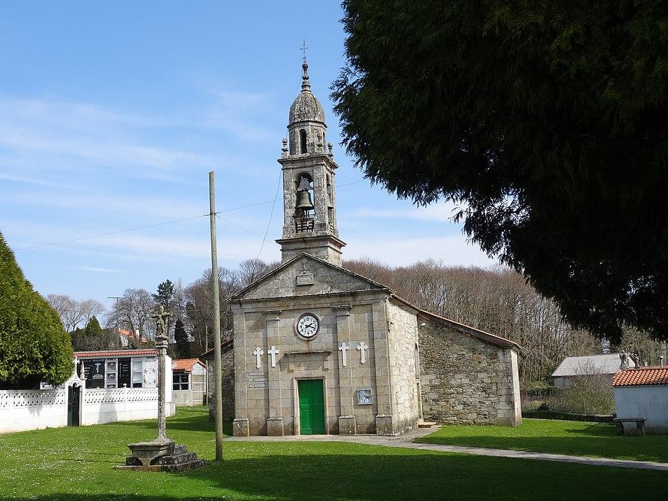 Igrexa Santiago de Sísamo 2