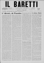 Il Baretti, Anno III, n. 2