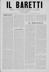 Il Baretti, Anno III, n. 4