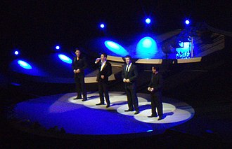 Il Divo - Il Divo in Ahoy Rotterdam, Rotterdam, Netherlands, 2 July 2007