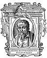 Il Pontormo (incisione di Vasari, 1568).jpg