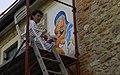 Il pittore macedone Alexander Mladenosky (6073941560).jpg