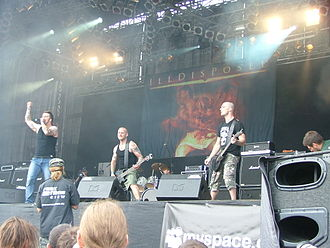 Illdisposed - Illdisposed live at Summer Breeze Open Air 2007