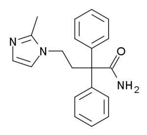 Imidafenacin - Image: Imidafenacin