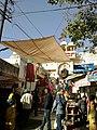 Inde Rajasthan Pushkar Temple Brahma Escalier - panoramio.jpg
