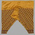 """India, Cutch, 19th - early 20th century - """"Salwar""""- Woman's Trousers - 1925.514 - Cleveland Museum of Art.tif"""