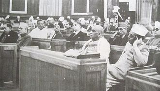 Constituent Assembly of India - Image: Indian Constituent Assembly