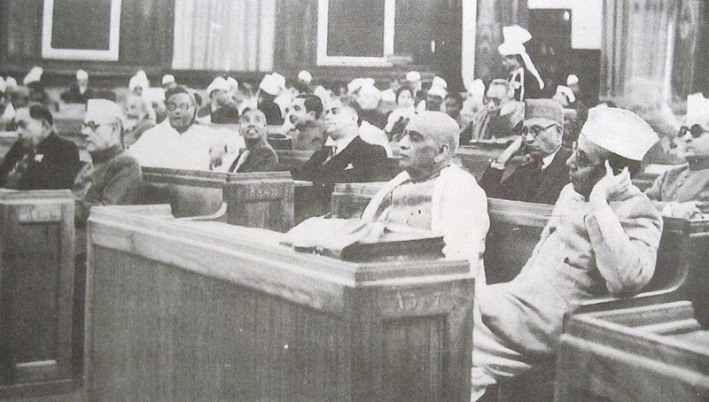Constituent Assembly Photograph