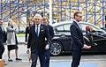 Informal meeting of ministers for foreign affairs (Gymnich). Arrivals Ivan Korčok (36247213144).jpg