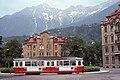 Innsbruck tram line 1.jpg