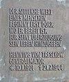 Inschrift am Haupttor der Henning-von-Tresckow-Kaserne in Oldenburg.JPG