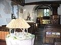 Inside Pyrford Church - geograph.org.uk - 642778.jpg