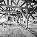 Interieur zolder, overzicht kapconstructie en korbelen - Lochem - 20339005 - RCE.jpg