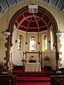 Interior of St Mary's Priory Church, Harrington - geograph.org.uk - 425955.jpg