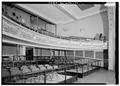 Interior view of balcony from southwest - Atlas Theatre, 213 West Sixteenth Street, Cheyenne, Laramie County, WY HABS WYO,11-CHEY,2-5.tif