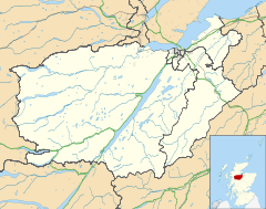 Culburnie is located in Inverness area
