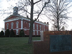 The Ironton Courthouse
