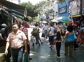 Isla de Margarita Boulevard Guevara