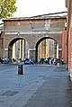 Italy-0020 - Gateway under the Passetto (5109987241).jpg