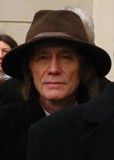 Czechoslovakian-born American composer, filmmaker and singer