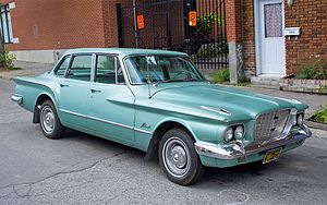 Plymouth Valiant - 1960 Valiant