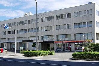 JAL Express - JAL Express former headquarters in Ikeda, Osaka