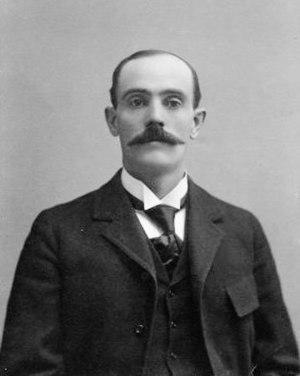 John Alexander Chisholm - Photograph of John Alexander Chisholm