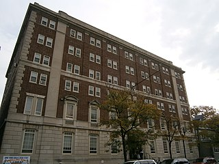 Jersey City YMCA United States historic place