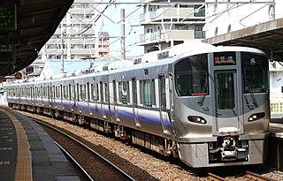 Hanwa Line Railway line in Japan