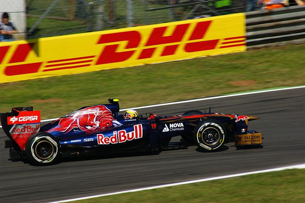 J Alguersuari 2 Monza 2011