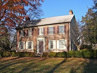 Christiana, Delaware - John Lewden House