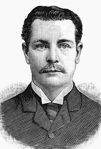 Jack Worrall - Image: Jack Worrall c 1888