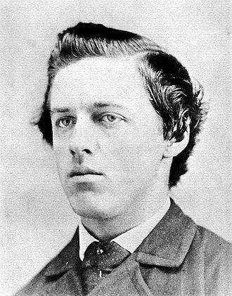 William Henry Jackson - William Henry Jackson in 1862