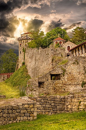 Belgrade Fortress - Jakšić's Tower