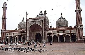 Image illustrative de l'article Jama Masjid (Delhi)