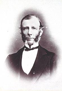 James Agnew Australian politician