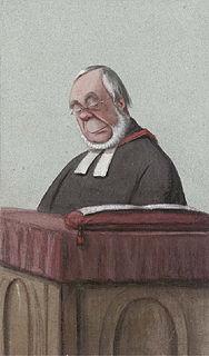 James Hessey British cleric and headmaster