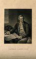 James Cook. Line engraving by J. Horsburgh after Sir N. Danc Wellcome V0001229.jpg