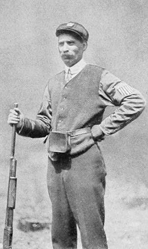 James Graham (sport shooter) - James Graham at the 1912 Olympics