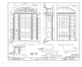 James R. Clark House, Main Street, Caledonia, Livingston County, NY HABS NY,26-CAL,1- (sheet 6 of 9).png