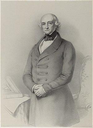 Sir James Hogg, 1st Baronet - Sir James Hogg, 1st Baronet, 1856 portrait