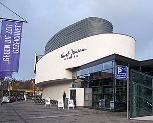 Horst Janssen - Horst Janssen Museum in Oldenburg