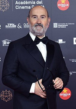 Javier Cámara, XIII Premis Gaudí (2021).jpg