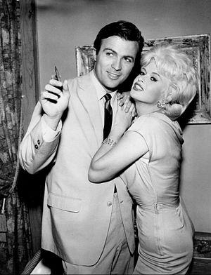 Barry Coe - Barry Coe and Jayne Mansfield (1962)