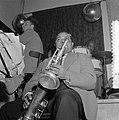 Jazzconcert in Dancing Casablanca aan de Zeedijk te Amsterdam, Bestanddeelnr 907-5546.jpg