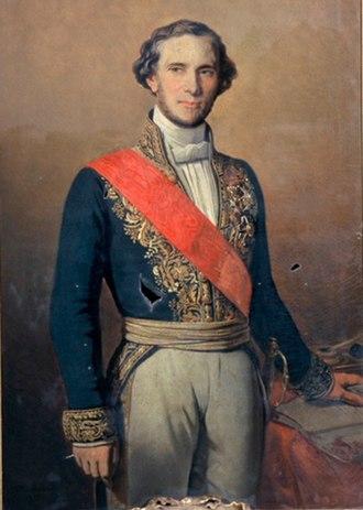 Jean-Martial Bineau - Jean-Martial Bineau by Charles-Philippe Larivière