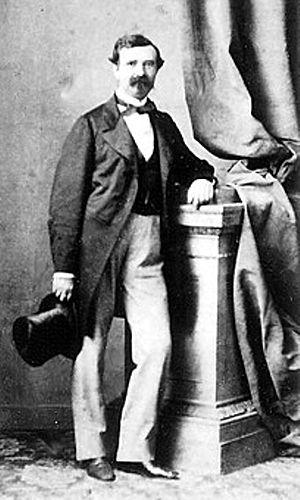 Jean-Baptiste Verchère de Reffye - Jean Baptiste Auguste Verchère de Reffye.
