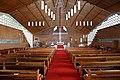 Jedlesee (Wien) - Kirche Blut Christi, innen.JPG