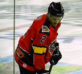 Jeff Foss American ice hockey player