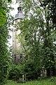Jena Johannisfriedhof Turm der Friedenskirche.jpg